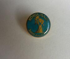 Olympic TEAM PIN Vtg. LA '84 KOREA PLAZA dated June 12-August 19, 1984 Lapel