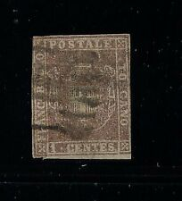 Tuscany  Italian States  17  used  catalog  $1,400.00