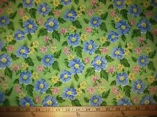 Sunday In The Park By Piece O 'Cake P&B Textiles 100% Cotton Fabric Fat Quarter