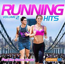 CD Running Hits Volume 2 von Various Artists 2CDs