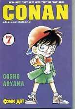 DETECTIVE CONAN n°  7 ed. Comic Art Manga ad 1€
