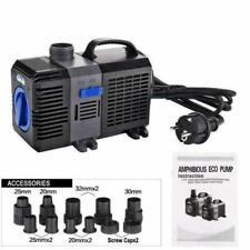 3000-12000L/H Teichpumpe Super ECO CTP Bachlaufpumpe Filterpumpe WasserPumpe