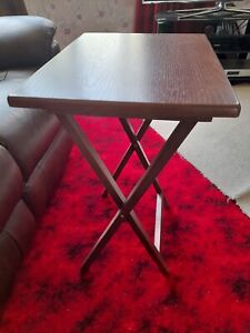 Vintage Folding Card Table