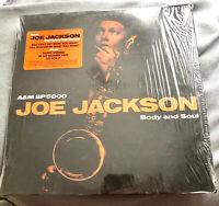 JOE JACKSON Body And Soul Vinyl Lp Record Album A&M SP5000
