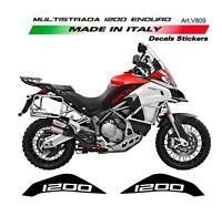 Adesivi per serbatoio Ducati Multistrada Enduro 1200