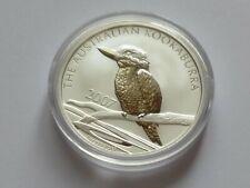 AUSTRALIEN 2007  1 DOLLAR  1 OZ   999  SILVER  THE AUSTRALIAN KOOKABURRA UNCIRC.
