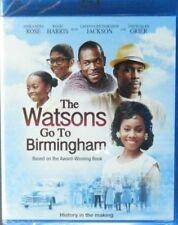 The WATSONS GO to BIRMINGHAM (2013) Blu-ray Wood Harris David Alan Grier SEALED