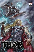 🚨🔨⚡️ THOR #8 LUCIO PARRILLO EXCLUSIVE Trade Dress Variant Knull King In Black