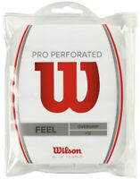 WILSON BOWL O GRIP SET OF ALL 7 COLOURS TENNIS PADEL OVERGRIP FREE UK POST