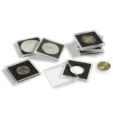 14mm 2x2 Smaplocks Lighthouse Quadrum Coin Holders 10 Pack For 3 Cent Silver