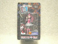 """MONSTER HIGH DRACULAURA - SCARY CUTE HOWL-OWEEN 3 1/2"""" FIGURE 2014 JUST PLAY NEW"""