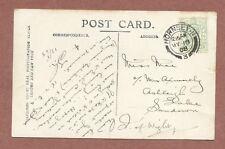 Miss Mee  c/o Axworthy,  Ashleigh,  Lake  Sandown  1908  Isle of Wight    RK858
