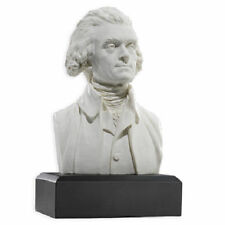 President Thomas Jefferson Bust  Statue Historical Sculpture