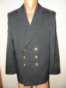 Russia army daily BTK  jacket NAVY marine corps  Lieutenant 2911 size 48 L NEW
