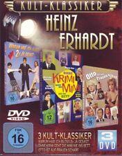 Heinz Erhardt - Kult-Klassiker  DVD Box Heinz Ehrhardt Neu & OVP