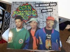 ULTRAMAGNETiC MC'S - THE BASEMENT TAPES (1984 - 1990) RAP HiP HOP ViNYL 1994