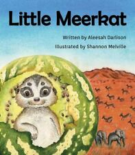Little Meerkat by Darlison, Aleesah New 9781925139396 Fast Free Shipping,