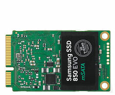 Samsung SSD 850 Evo mSATA 500gb 3d V-nand 520/540mb/s 8806086585682