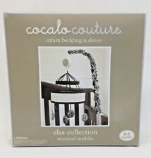 PRICE DROP!** CoCola Couture Musical Crib Mobile NEW -Sweet Baby Nursery Lullaby