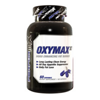 Performax OxyMax XT 60 capsules Oxy Max fatburner thermogenic