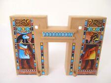 PLAYMOBIL Egypte - Façade Avant Temple du Pharaon Set 4243