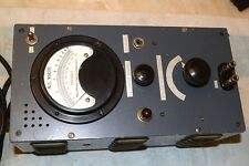 Ballantine Laboratories 300 Electronic Ac Voltmeter Vacuum Tube Tested Working