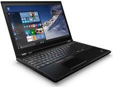 Lenovo ThinkPad P50, Quad Core i7-6820HQ, 256GB SSD, 16GB, WebCam, M2000M, FHD