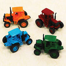 Mini Tractor assortment favor for birthday parties, sleepover Kids Party Set 12