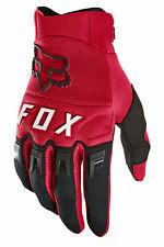 Fox Racing Bicicleta De Montaña Guantes guante rojo fuego Tamaño Grande