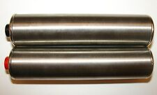 Stainless Steel Hand Cylinders for Rife Frequency Generators