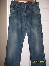 Tommy Hilfiger Men's Blue Straight Leg Jeans W29 L34