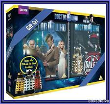 DOCTOR WHO GIFT SET 2011- A CHRISTMAS CAROL *BRAND NEW DVD BOXSET*