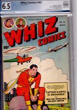 whiz comics.95 pgx.6.5.