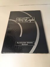1998 Lyal W. Burkholder Middle School Yearbook HD Nevada Auction Finds 702