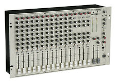 "Studiomaster 162BPX Compact 19"" Rack Mixer 16 Channels 28 Inputs + DFX"