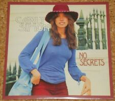 CARLY SIMON - No Secrets - NEW CD album in card sleeve