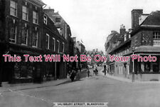 DO 197 - Salisbury Street, Blandford Forum, Dorset - 6x4 Photo