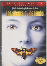 SILENCE OF THE LAMBS (DVD, 2001, Widescreen, Special Edition, Includes Insert)