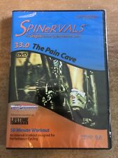 Spinervals 33.0 The Pain Cave Indoor Cycling Workout Competition Series Sealed