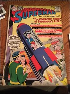 Superman #146. July 1961