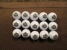 LOGO GOLF BALLS-(15) NHL..2011 NHL WINTER CLASSIC-PITTSBURGH..........NEW!!!