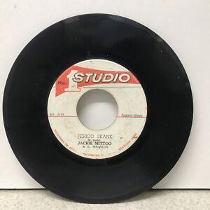 """7"""" Jerico Skank JACKIO MITTOO; JA Original STUDIO ONE"""