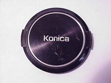 Vintage Konica 55mm Snap-on Cap for 50mm f1.4 f1.7 Hexanon | OEM | From USA |