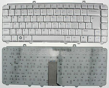 DELL INSPIRON 1525 XPS M1330 M1530 LAPTOP KEYBOARD UK LAYOUT SILVER 0NK844 F18