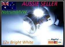 2pcs Nissan Skyline Silvia Led Park Plate BRIGHT WHITE 5k Light Bulb Globe 5smd
