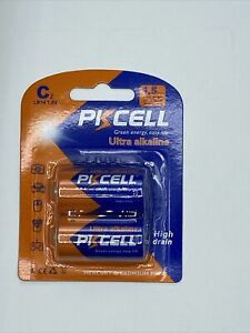 """PKCell """"C"""" Batteries pack"""