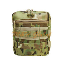 MOLLE GP General Purpose Pouch Carrying Utility Compact Pouch - Multicam