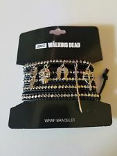 Bracelet by Love and Madness Amc'S The Walking Dead Wrap