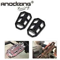 CNC Motorcycle Foot Pegs Footrests For Honda CB500X 2015-2016