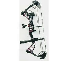 PSE Uprising RTS Bow Package 50# LH Muddy Girl Camo